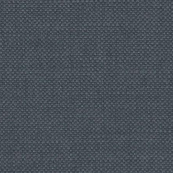 Linen & Cotton Blend - Blueberry