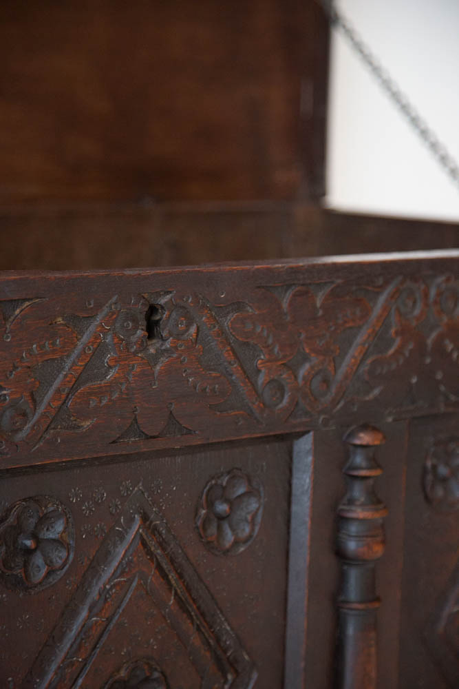 18th Century Oak Chest